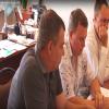 Глава города Котовска Алексей Плахотников провел рабочее совещание по вопросам создания инфраструктуры